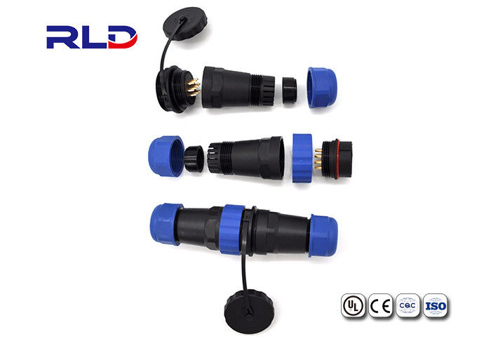 Waterproof Plug And Socket Male Female Connector SP13 5PIN 7PIN 9PIN Connector